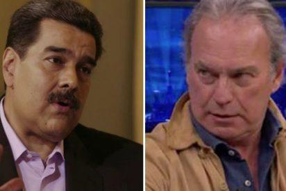 Bertín Osborne no es Évole: así colgó el teléfono a Maduro pese a la oferta mareante del dictador