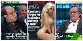 El Quilombo / Maraña, exdirector de una revista casposa de desnudos, le da lecciones a los padres