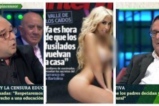 """El Quilombo / Maraña, exdirector de una revista casposa de desnudos, le da lecciones a los padres """"que educan en el machismo"""""""