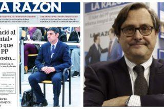 """La última de Marhuenda en La Razón: clama por la inocencia de Trapero porque """"fue una víctima del procés"""""""