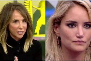 María Patiño responde a Alba Carrillo tras el ataque más bestia visto en T5