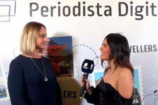 Travellers Awards 2020/ Markéta Lehečková, directora de turismo de República Checa en España