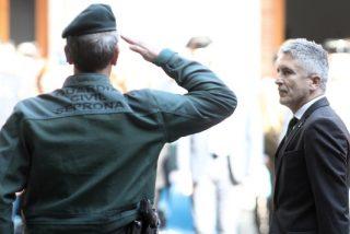 """La Guardia Civil se cabrea con Marlaska por haberles traicionado en Navarra: """"Nos ha mentido"""""""