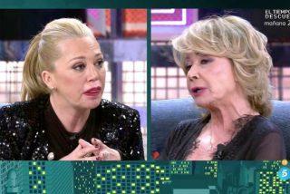 Belén Esteban se merendó a Mila Ximénez en el 'Deluxe' y en Telecinco no quieren recononcerlo