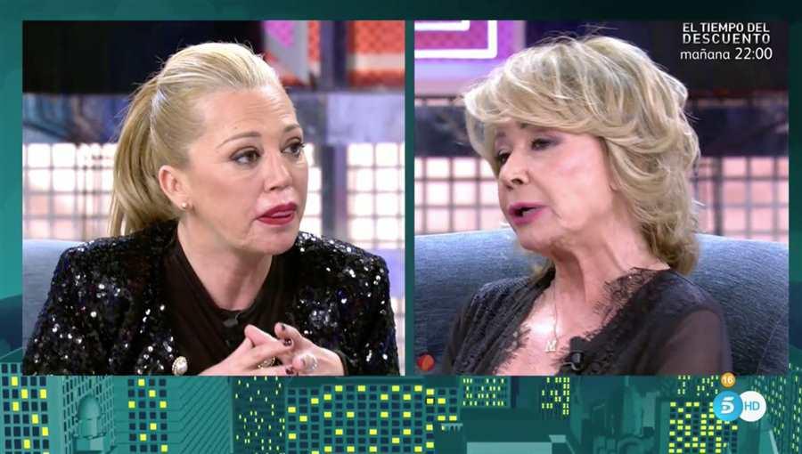 Belén Esteban se merendó a Mila Ximénez en el 'Deluxe' y en Telecinco no quieren reconocerlo
