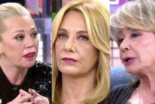 Sálvame: Lo que no quieren que sepas de la guerra entre Belén Esteban y Belén Rodríguez