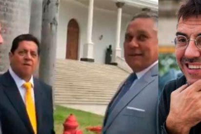 Monedero hace un ridículo brutal: confunde a diputados chavistas con opositores y defiende a un corrupto