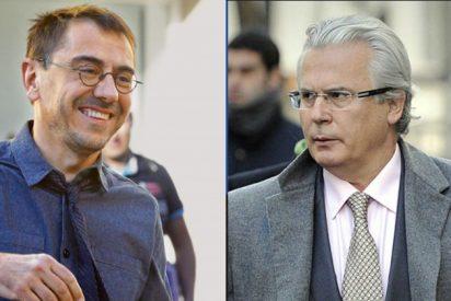 """Monedero y Garzón viajan a Chile para """"encender"""" las manifestaciones violentas"""