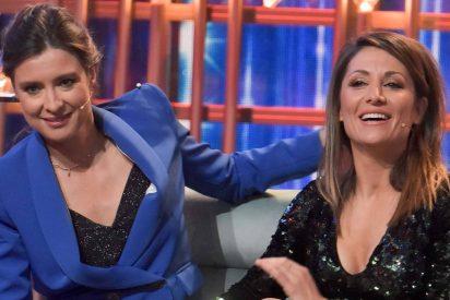 Nagore Robles se 'acerca' a Sandra Barneda y a esta le 'hace tilín'