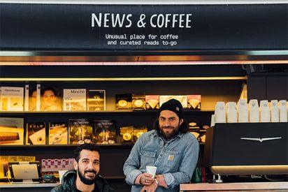 Campaña para News & Coffee