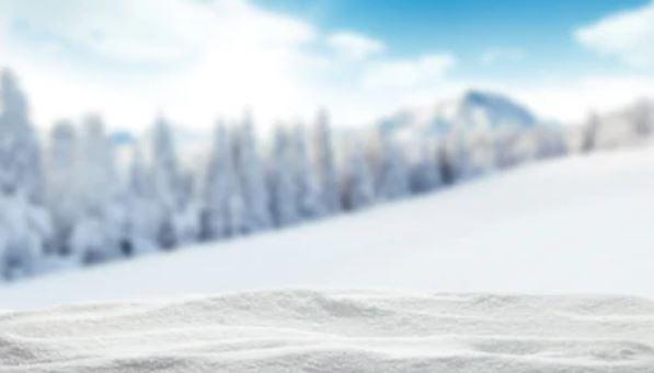 cuidar la piel en la nieve, (refleja el sol y quema la piel)