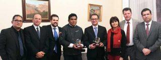 """Madrid: """"Noche peruana"""" en los """"Travellers Awards"""" de Periodista Digital"""