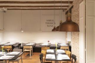 Restaurante OSLO, el vegetariano de los superalimentos