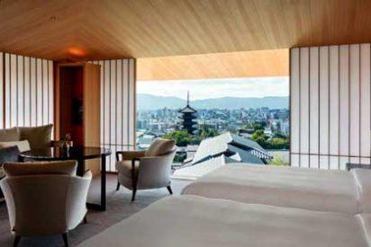 Japón: Cinco hoteles de lujo en Kioto