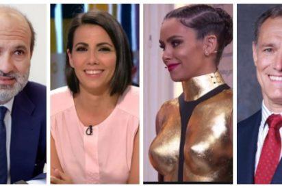 Cristina Pedroche: icono del machismo y la caspa de Atresmedia, la televisión de Ana Pastor, Ferreras y colegas