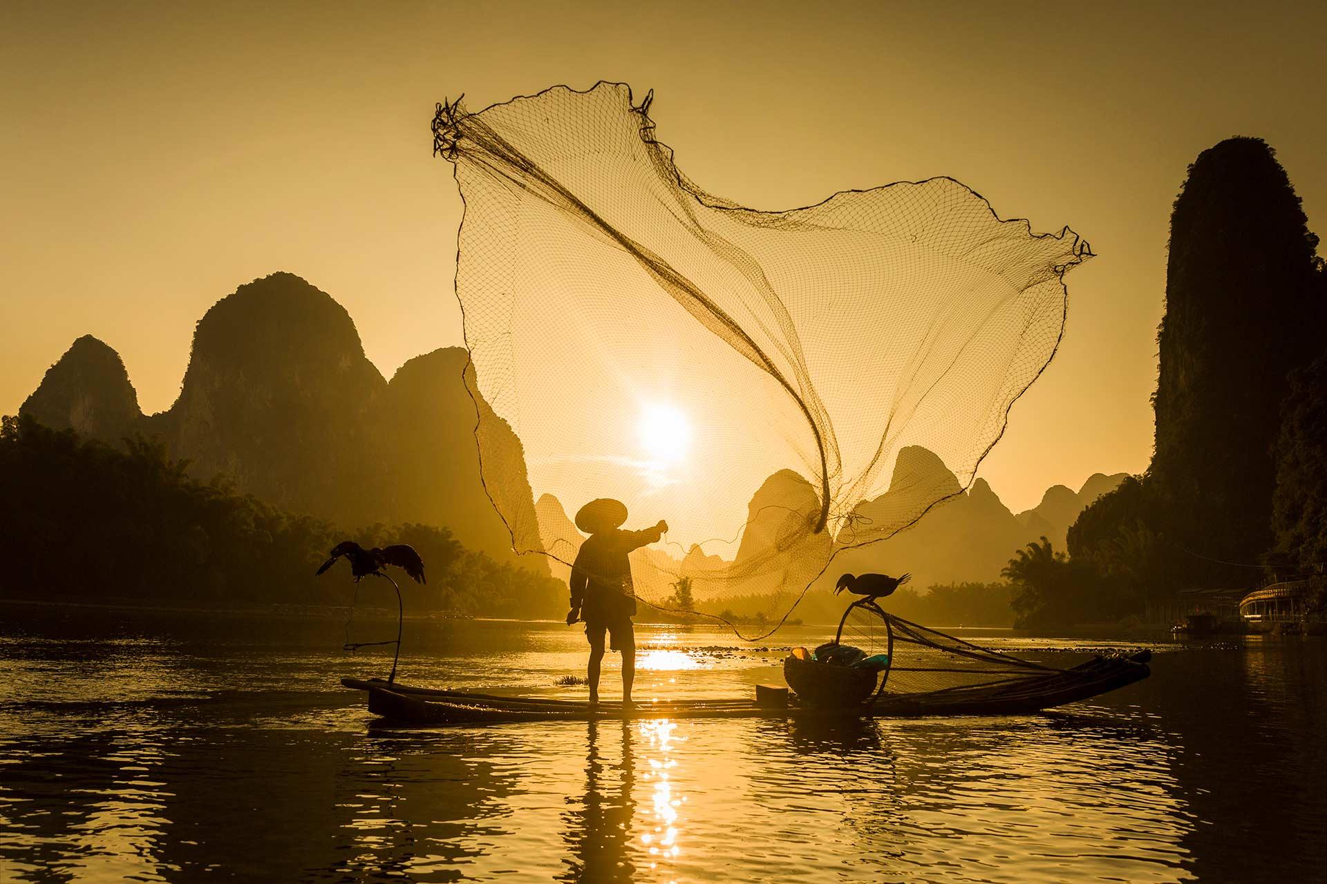 China: pescadores asustados por la 'invasión' de submarinos espías en sus redes