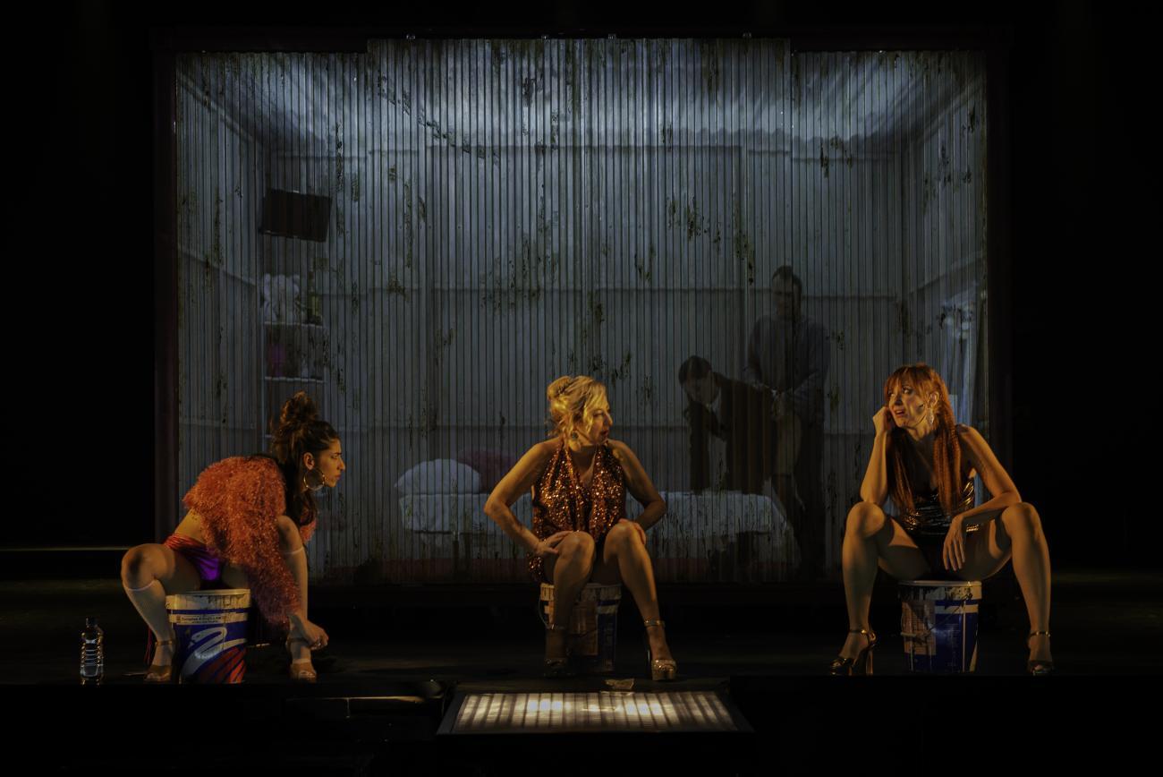 Prostitución teatral