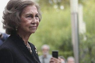 Un gravísimo problema familiar arruina las Navidades a una hundida Reina Sofía