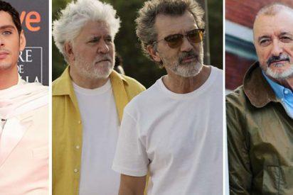 Batalla campal entre Reverte y los pedigüeños actores: la película de Almodóvar… ¡que vaya a verla Pedro Sánchez!