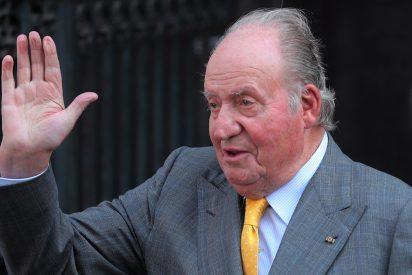 Pedro Sánchez usa las 'cloacas' para endosarle al Rey Juan Carlos una grave lío de faldas y corrupción