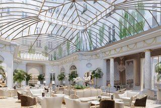 'Nuevo' Hotel Ritz de Madrid: reabrirá sus puertas en verano de 2020, con otro nombre y una restauración minuciosa