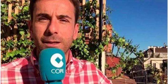 El narrador de COPE Rubén Martín ficha por DAZN