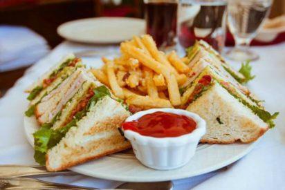 Recetas de sándwiches americanos