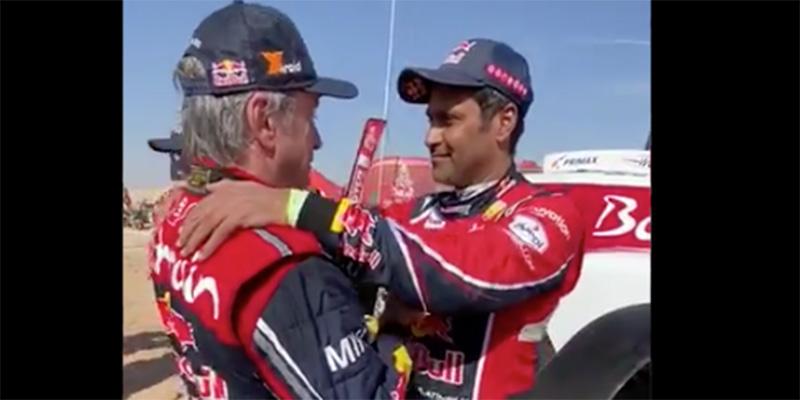 Carlos Sainz gana a sus 57 años su tercer Dakar y agranda aún más su leyenda