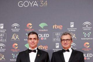 Vea el vídeo que censuró TVE del brutal abucheo a Pedro Sánchez que le arruinó la noche en los Goya