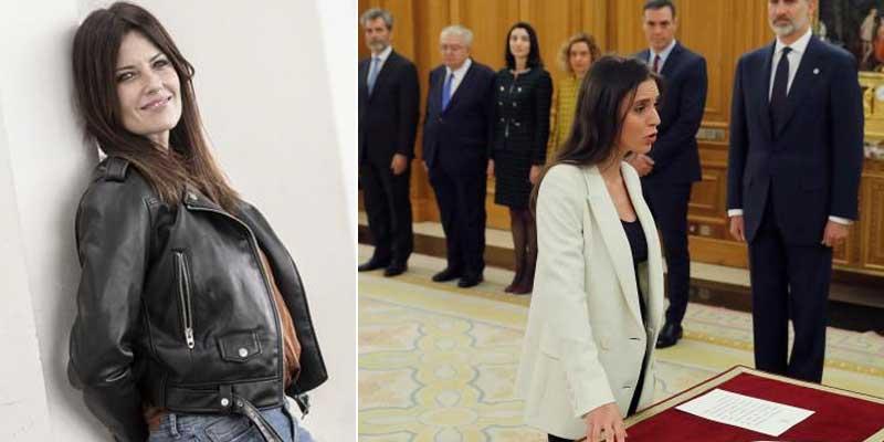 """Cristina Seguí consigna la bajada de pantalones de Irene Montero ante el Rey: """"La fierecilla domada"""""""