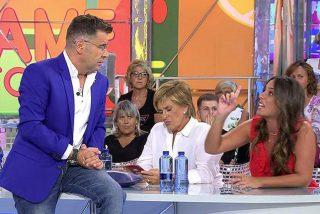 Sálvame prepara un despido fulminante que 'helará' Telecinco y afectará a Jorge Javier Vázquez