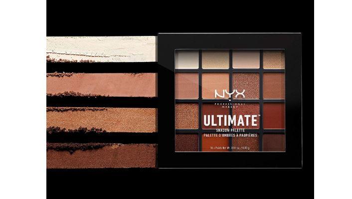 sombras de NYX ultimate