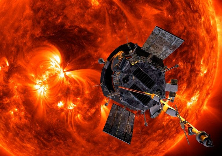 NASA: una nave espacial 'roza' el Sol y marca un nuevo hito espacial