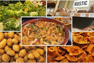 Sopes mallorquines: un plato de cuchara que se come con tenedor
