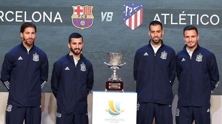 La Supercopa triunfa en Arabia: agotado el Barça-Atlético y quedan pocas plazas para el Madrid-Valencia