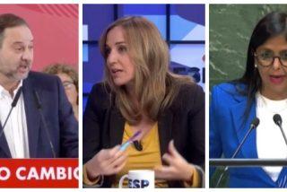 El Quilombo / El nuevo fichaje de Griso no defrauda: Tania Sánchez defiende al sátrapa Maduro y le cierran la boca a 'zascas'