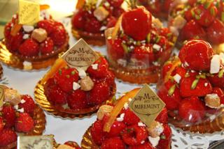 Templos de la dulcería francesa: Miremont, sublime institución en Biarritz (Pireneos Atlánticos, Francia)