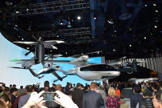 El 'taxi aéreo', el lanzamiento futurista de Uber y Hyundai