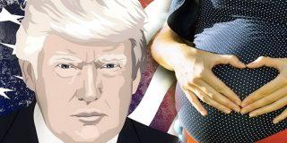 Donald Trump pone un 'muro' al turismo de parto en EEUU