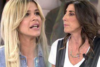 Paz Padilla e Ylenia se hunden solas discutiendo por un feminismo de lo más rancio