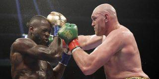 Boxeo: Tyson Fury vence a Deontay Wilder y se proclama campeón mundial de los pesos pesados