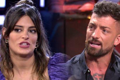 Susana hunde a Rubén con el zasca más memorable de toda la 'La isla de las tentaciones'