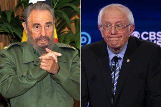 Bernie Sanders, la versión senil de Pablo Iglesias: defiende a Evo Morales y premia a la dictadura cubana