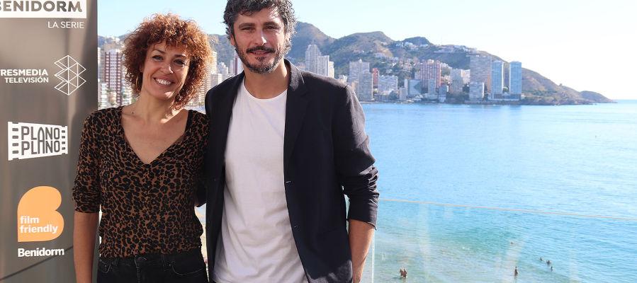 'Benidorm', la nueva serie de Antena3 que triunfa en Cannes antes de estrenarse