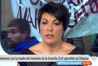 Escalofriante testimonio de la madre de un Guardia Civil agredido en Alsasua en 2016:
