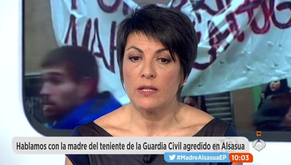 """Escalofriante testimonio de la madre de un Guardia Civil agredido en Alsasua en 2016: """"Sabíamos que esto iba a repetirse"""""""