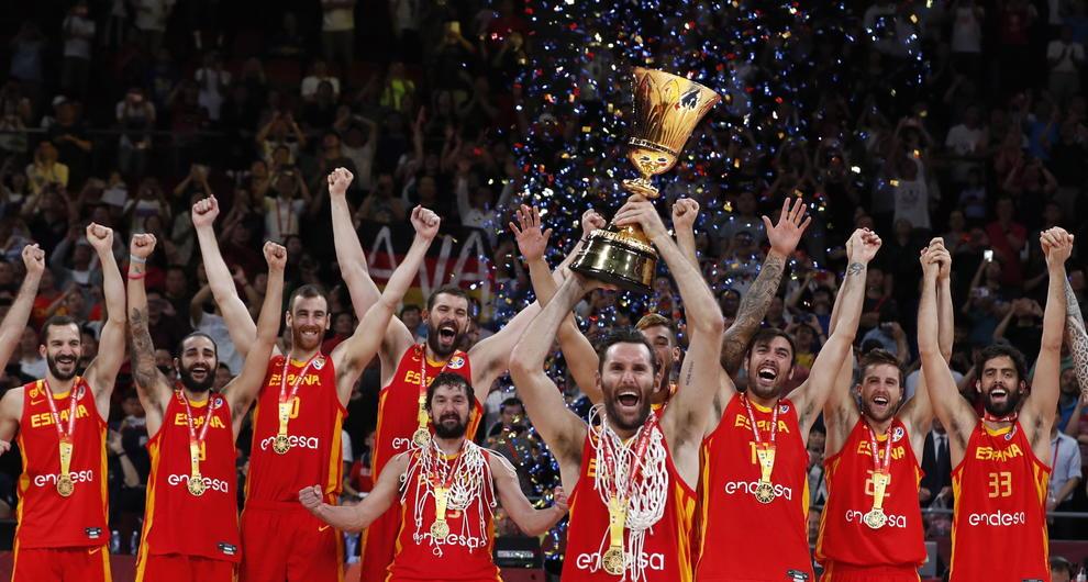 Amazon Prime estrenará un documental sobre los 20 años de la selección española de baloncesto