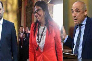El socialismo ya deja caer a Ábalos: Simancas, como Pilatos, se lava las manos con una engañosa defensa del ministro