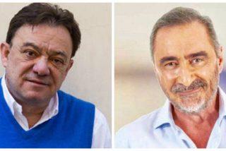 Un rencoroso José Antonio Abellán 'amenaza' con silenciar la voz de Carlos Herrera en Andalucía