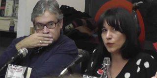 "La escritora chavista Arantxa Tirado ataca a un redactor de PD: ""Espero que te paguen bien"""